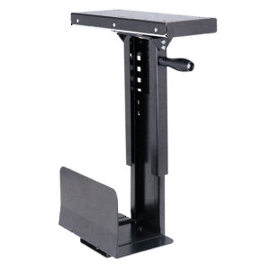 Econo Slide & Swivel CPU Holder