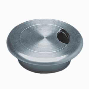 60 mm Wire Grommet for Glass and Solid Surfaces