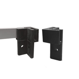 Corner Bracket for File Rails