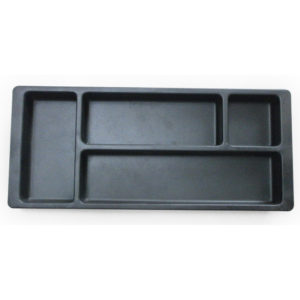 Double Pencil Tray