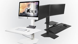 Desktop Sit/Stand Workstations